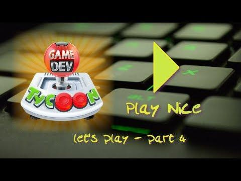 Embedded thumbnail for Game Dev Tycoon - let's Play - Part 4 - Light at the end of the tunnel?