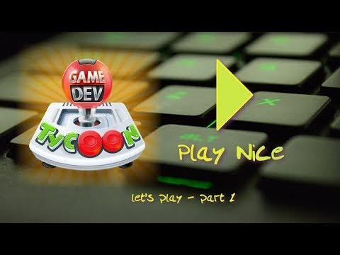 Embedded thumbnail for Game Dev Tycoon - Let's play - part 1